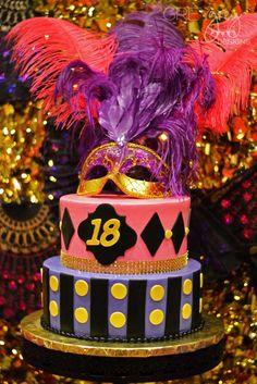 Masquerade Birthday Party Ideas | Photo 1 of 39