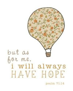 Quotes About Hope (click through for more)