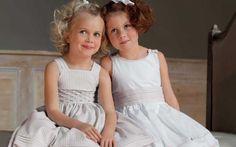 Robes chics pour petites filles sages