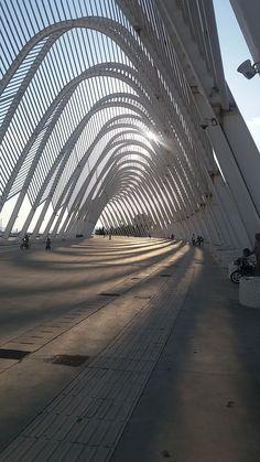Олимпийский стадион, Афины, Греция