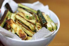 Ricetta delle zucchine al forno veloci e golose, che piacciono anche i bambini.