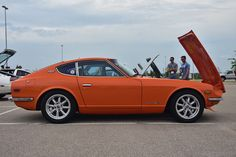 ZCON, the annual celebration of the Datsun and Nissan Z, c   Hemmings Daily