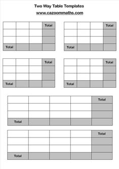 Gcse Statistics Worksheets  Statistics Worksheets And Teaching