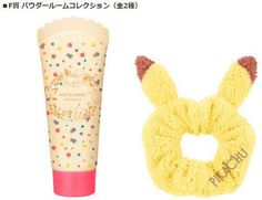 Kawaii pokemon themed beauty products