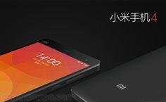 小米手機 4 正式發佈: 金屬新設計+最新規格, 果然很像 iPhone [圖庫]