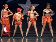 Dance Moms: Group Dance: Stomp the Yard (S5, E2) | Lifetime - YouTube