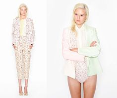 Karla Spetic, SS12/13 collection. http://www.theflyingroom.com/blogs/news/6433502-trendspotting-ss12-13-prints-down-under