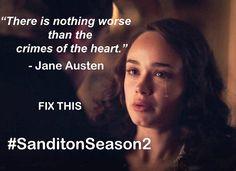 Sanditon 2019, Rose Williams, Tom Parker, Theo James, Period Dramas, Jane Austen, Best Tv, Make Me Happy, Time Travel