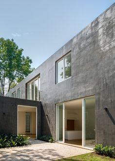 DCPP arquitectos completes casa campestre in mexico city