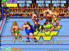 WWF (Arcade)