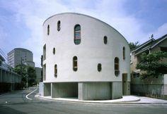 Maru House | Shibuya-ku, Tokyo, Japan | Milligram Architectural Studio