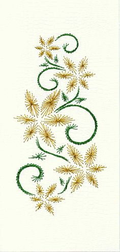 Latest Trend In Embroidery on Paper Ideas. Phenomenal Embroidery on Paper Ideas. Embroidery Cards, Beaded Embroidery, Embroidery Patterns, Hand Embroidery, Stitching On Paper, String Art Patterns, Sewing Cards, Cross Stitch Cards, Thread Art