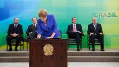 G.H.: Dilma anuncia pacote anticorrupção