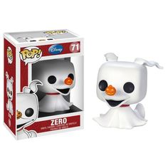 Disney Pop! Vinyl Figure Zero [The Nightmare Before Christmas] - Funko Pop! Vinyl - Category