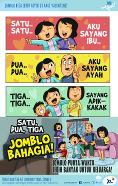 Jomblo Bahagia! #JombloAsyik
