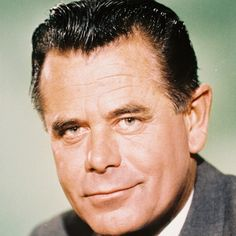 Glenn Ford, born in Quebec City, Canada 1916, rose to fame after serving in World War II, with roles alongside actresses Bette Davis and Rita Hayworth. Ford's career began in 1939 and continued well into the 1990's, including the 1957 3:10 to Yuma and a small role in the original Superman. In addition to acting in over 100 films, Ford continued his military career in the US Naval Reserve.