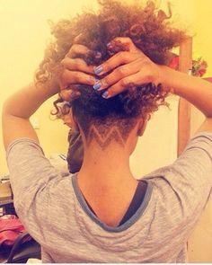 Gøød Vibes. Curly Hair.
