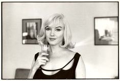 Je pose un regard...: Marilyn Monroe  Photographie de Henri Cartier-Bresson