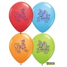 Northern Beaches Balloons and party supplies. Shop online now, delivered fast Australia wide. Latex Balloons, Teenage Mutant Ninja Turtles, Party Supplies