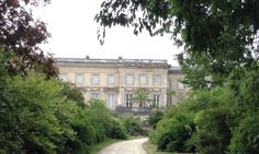 Parc du château, palais de Compiègne