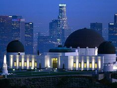 Griffith Park, the Griffith Observatory
