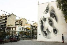 INO, No future, Athens 2014