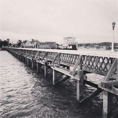 Isle of Wight (Tom) .....#igworldclub #ig_travel #ig_europe #ig_awards #isleofwight #pier #sea #waves #water #bnw #bnw_ #bnw_life #bnw_captures #bnw_magazine #potd #photograpy #photographer #photoofth