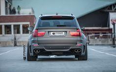 PRIOR-DESIGN PD5X Widebody Aerodynamic-Kit for BMW X5 [E70] | PRIOR-DESIGN Exclusive Tuning