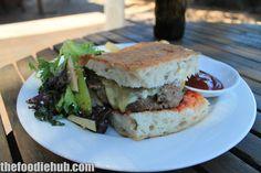 Taylor's Burger.  thefoodiehub.com