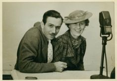 STORYBOARD: The Walt Disney Family Museum's Blog - the blog - Important Women in Disney History: HazelSewell
