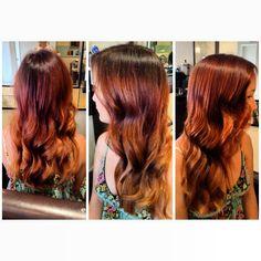 Hair by Emily Schroeder @ Revive Salon NOLA My model @Julie Rousset