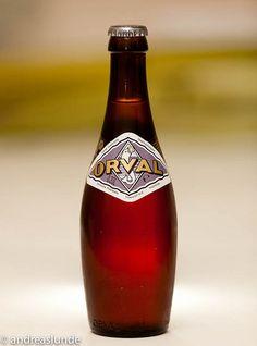Orval  |  Belgian Pale Ale  |  6.9% ABV  |  Belgium