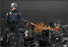 """pepper spray everything cop"" - Google Search"