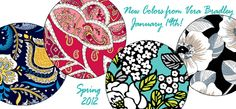 Spring Vera Bradley Will Be Here Next Week And You Get