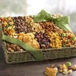 Office Nut Gift Basket