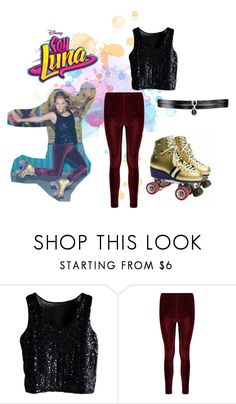 """""""soy luna"""" by maria-look on Polyvore featuring Fallon"""