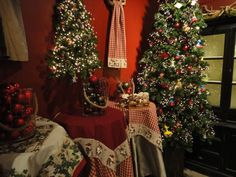 Trends kerst versiering - Trends Christmas 2012: Traditioneel Rood