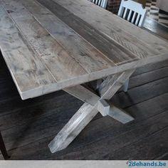 Google Afbeeldingen resultaat voor http://img.2dehands.be/f/normal/101957953-prachtige-boeren-klooster-tafel-in-gebruikt-steigerhout.jpg