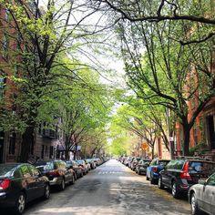 Super sympa le quartier de Greenwich Village ! #newyork #greenwichvillage #MagEtAntoineANewYork by antoineguilbert