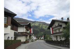 Streets of Zell am Ziller, Austria