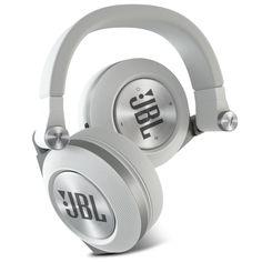 JBL E-Series E50BT słuchawki nauszne Bluetooth 4.0 z mikrofonem czarnez mikrofonem białe - Sklep headbeat.pl