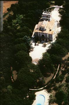 Villa of Beniamino Gigli