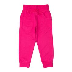 Maxomorra sweatpants cerise