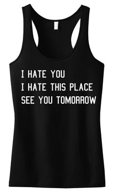 Bring some fun to you #Workout class with this tank from NoBull Woman Apparel!