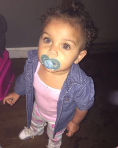 Babyyy #mixedbaby Cute Mixed Babies, Cute Babies, Baby Kids, Kid Swag, Baby Swag, Beautiful Black Babies, Beautiful Children, Mix Baby Girl, Biracial Babies
