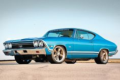 Check out Brent Jarvis' 1968 Chevrolet Chevelle! Jarvis is the owner of Performance Restorations in Mundelein, Illnois. So, I guess you can say that he is quite the pro at restoring high-performance cars.
