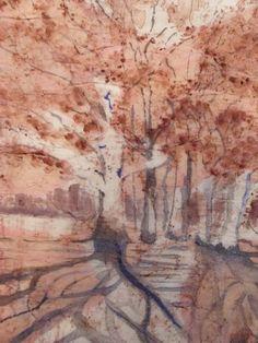 Original impressionist landscape painting by MarciaMcKinzieArt