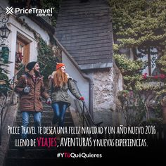PriceTravel te desea feliz Navidad - http://revista.pricetravel.com.mx/articulos/2015/12/25/pricetravel-te-desea-feliz-navidad/