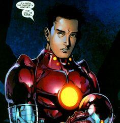Iron Lad Unmasked