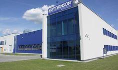 Hutchinson rozszerza działalność produkcyjną w Łodzi